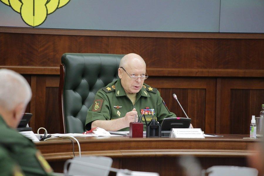 В Москве состоялось заседание Военного совета Главного командования Сухопутных войск
