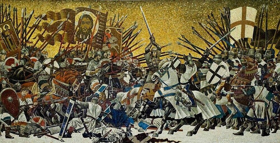 Как князь Александр Ярославович стал Невским