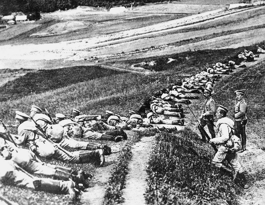 Годовщина начала Первой Мировой войны — украденная победа России