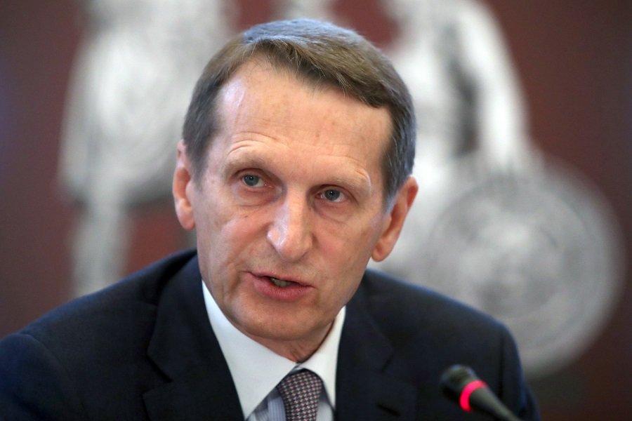 Глава СВР констатирует неизбежное: Запад готовит провокации на сентябрьских выборах в Госдуму
