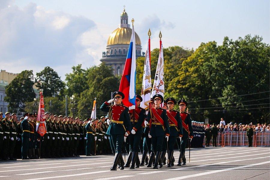 День рождения Российской гвардии