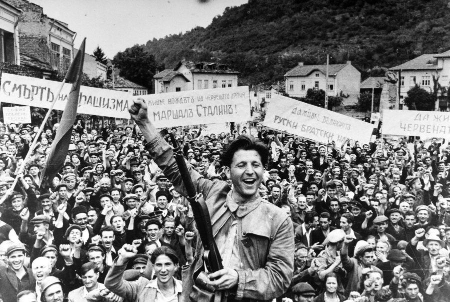 Война без единого выстрела: освобождение Болгарии в 1944 году