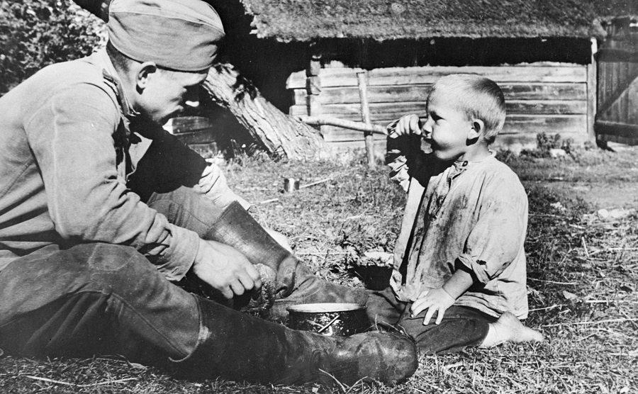 Освобождение Прибалтики: ключ к Восточной Пруссии в руках Красной Армии
