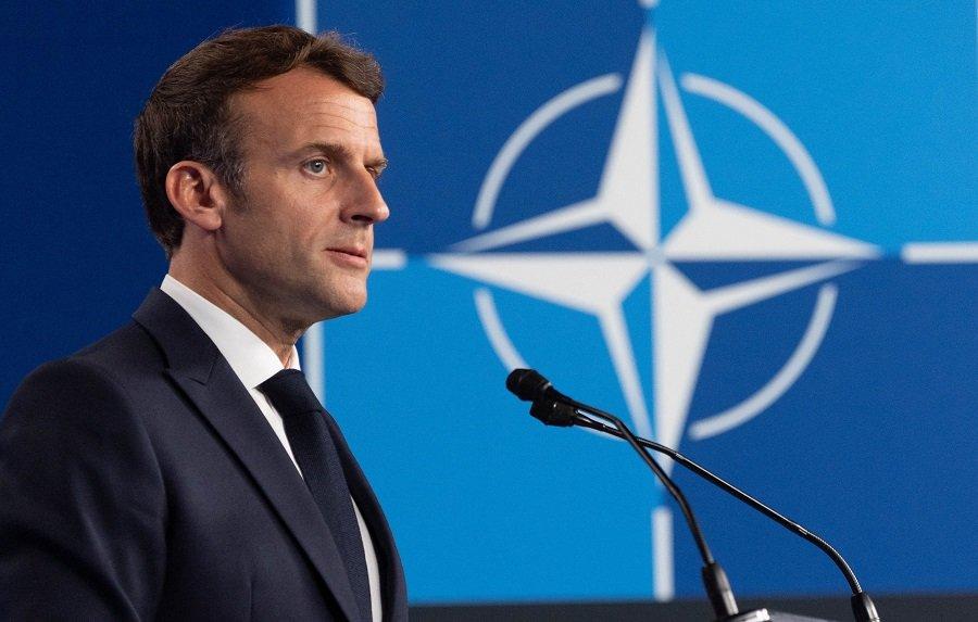 «Буря в стакане» -  Франция недовольна положением дел в НАТО, но дальше слов не идёт