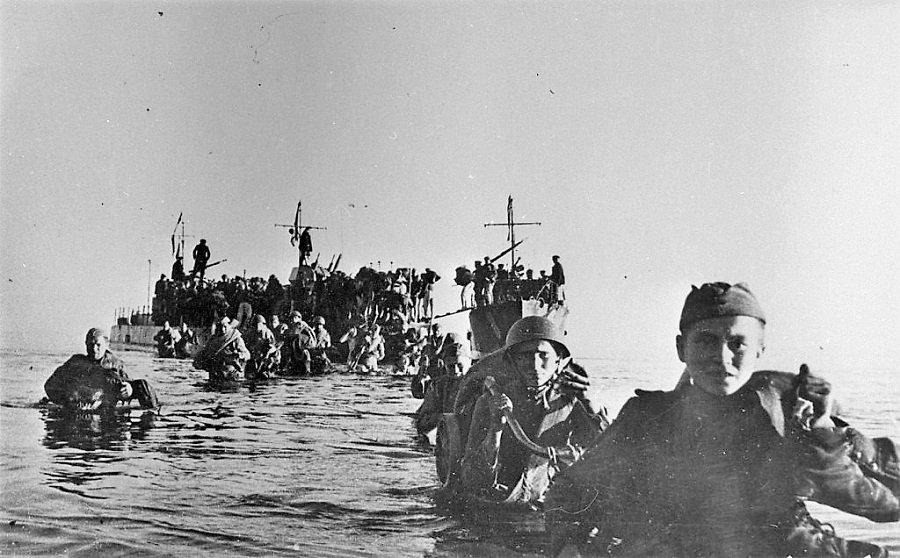 Завершение освобождения Эстонии и выход в «большую Балтику» - годовщина героического штурма Моондзундского архипелага
