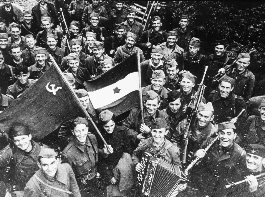 «Смерть фашизму — свобода народу!» - годовщина начала Белградской операции 1944 года