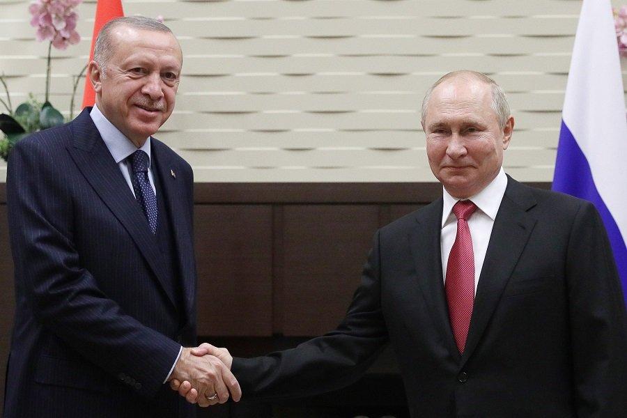 Встреча Путина и Эрдогана в Сочи: Сирия и всё остальное