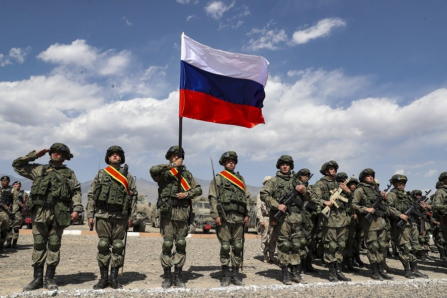 1 октября День рождения отмечают Сухопутные войска Вооружённых сил России
