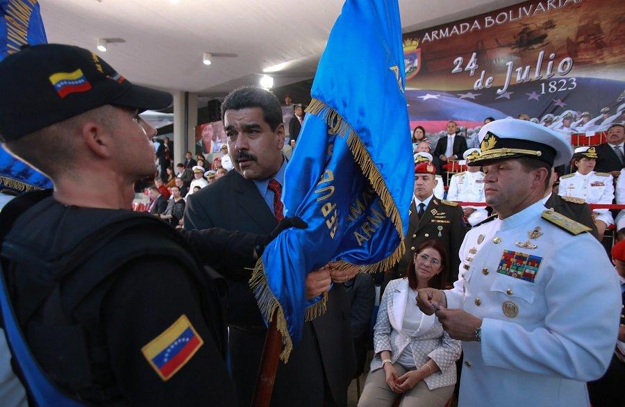 Венесуэла: дан официальный старт масштабному плану модернизации техники ВМС Боливарианской республики