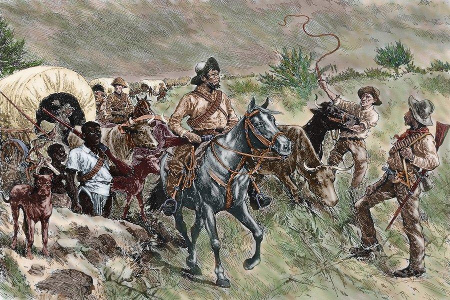 Передел Южной Африки европейскими колонизаторами — годовщина начала Второй англо-бурской войны